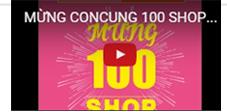Mừng shop 100