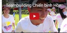 Team building Chiến Binh Hồng